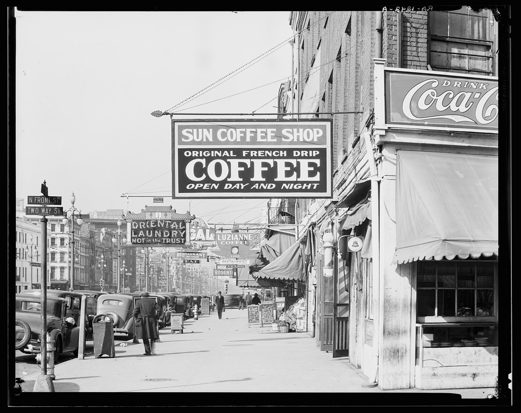 12 Best Vintage Photos Of New Orleans Streets