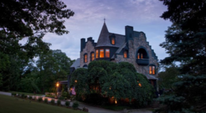Spend The Night In Maine's Most Majestic Castle For An Unforgettable Experience