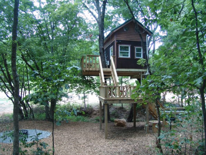 Timber Ridge Outpost And Cabins Has The Best Glamping In