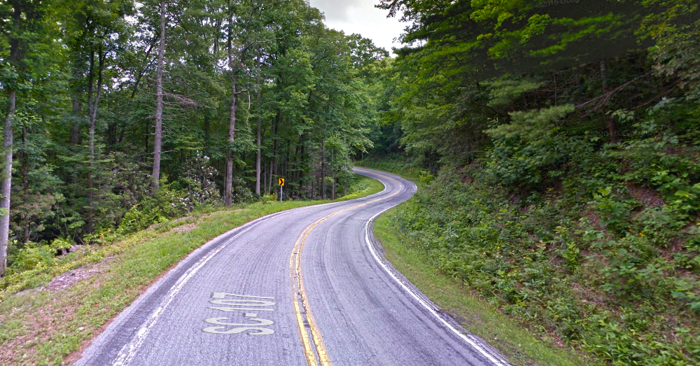 Falling Waters State Scenic Byway Is The Loneliest Highway