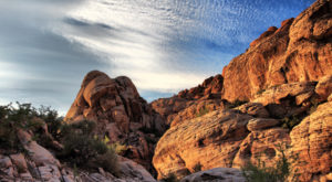 12 Amazing Natural Wonders Hiding In Plain Sight In Nevada — No Hiking Required