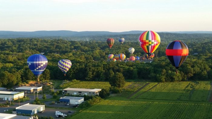 This Hot Air Balloon Festival In Connecticut Is Incredible