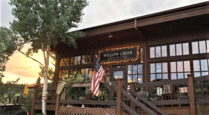 The Beautiful Restaurant Tucked Away In A Forest Near Denver Most People Don't Know About