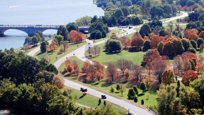 George Washington Memorial Parkway In Washington DC Will Take You - Dc roads
