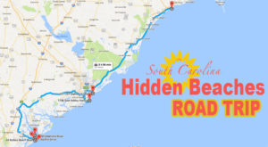 The Hidden Beaches Road Trip That Will Show You South Carolina's Coast Like Never Before