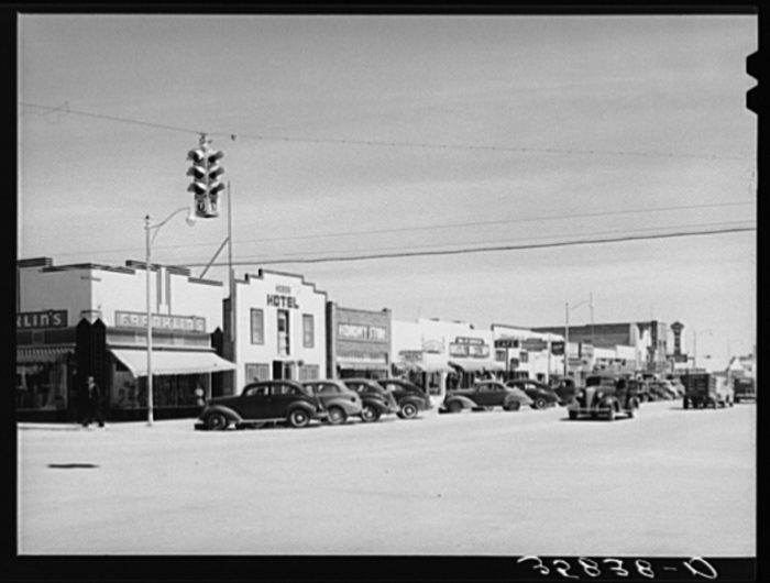14 Photos That Show How Different New Mexico Looked In The