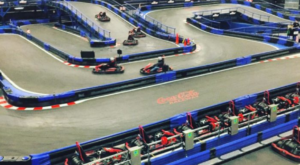 The World's Largest Indoor Karting Track Is Right Here In Connecticut And You'll Want To Visit