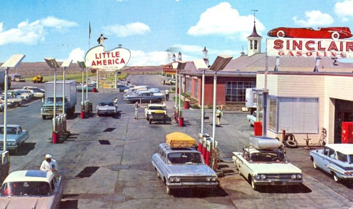 Facebook The Little America Hotel Wyoming