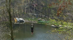 The Epic Zipline In Indiana That Will Take You On An Adventure Of A Lifetime