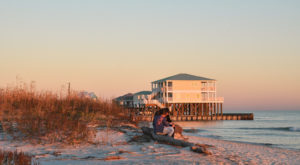 The Underrated Beach With The Whitest, Most Pristine Sand Near New Orleans