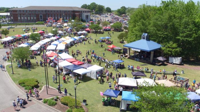 Gardendale Magnolia Festival: Best And Most Unique Festival In Alabama
