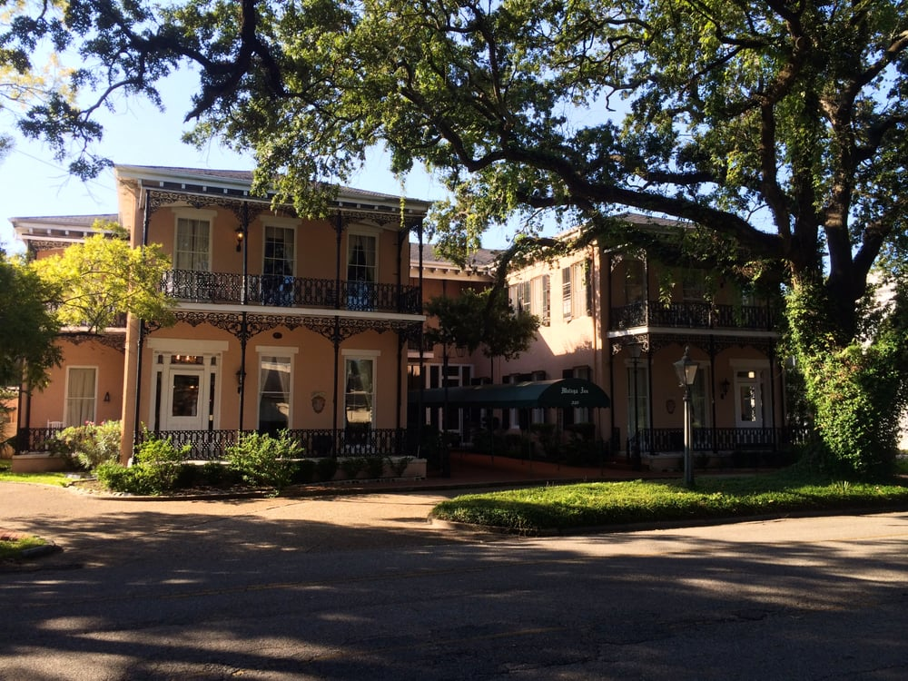 The Haunting Story Of The Malaga Inn In Mobile Alabama