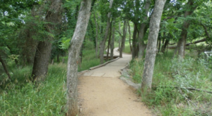 The Outdoor Discovery Park In Oklahoma That's Perfect For A Family Day Trip