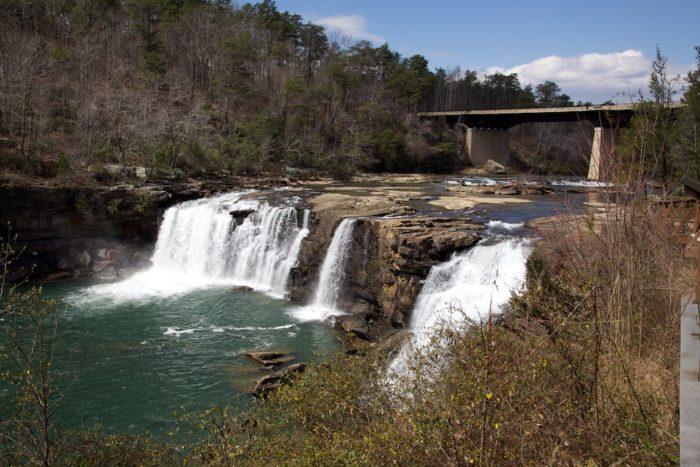 Natural Bridge Park Haleyville Al