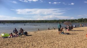 The Underrated Beach With The Whitest, Most Pristine Sand Near Denver