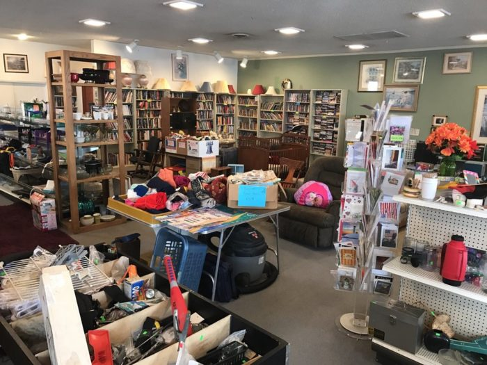 11 Incredible Washington Thrift Stores