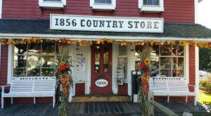 This Delightful General Store In Massachusetts Will Have You Longing For The Past
