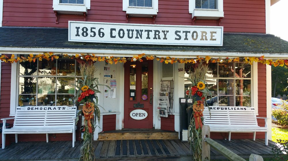 1856 country store is most charming general store in massachusetts for Garden city stores ri