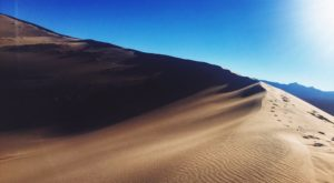 The Mesmerizing Sand Dunes Hiding In Southern California That Are Positively Surreal