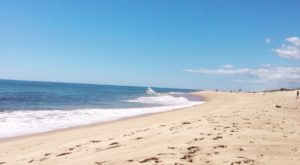 The Underrated Beach With The Whitest, Most Pristine Sand In New York