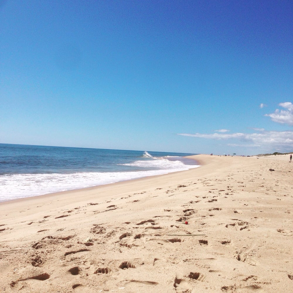 Island Beach State Park Nj: Hither Hills State Park Has The Whitest, Most Pristine