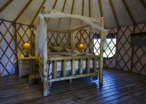 Lake Eufaula State Park Is The Best Place For Glamping In
