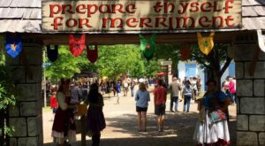 The Epic Renaissance Festival Everyone In Oklahoma Should Visit At Least Once