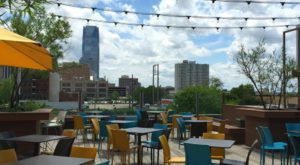 You'll Love This Rooftop Restaurant In Oklahoma That's Beyond Gorgeous