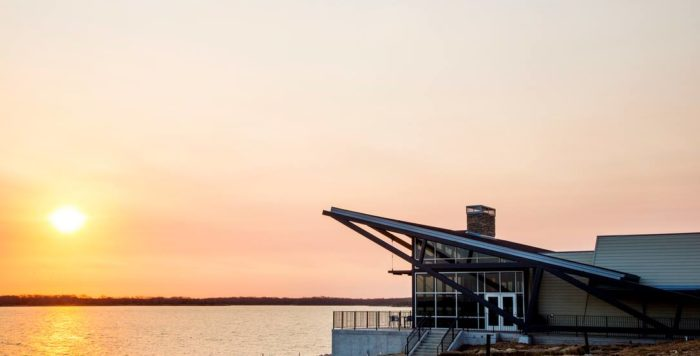 Lake Murray Lodge Is Oklahoma S Newest Lodge That Will Put