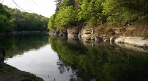 Arkansas's Largest State Park Belongs At The Top Of Your Bucket List