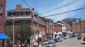10 Towns In New Hampshire With The Best, Most Lively Main Streets