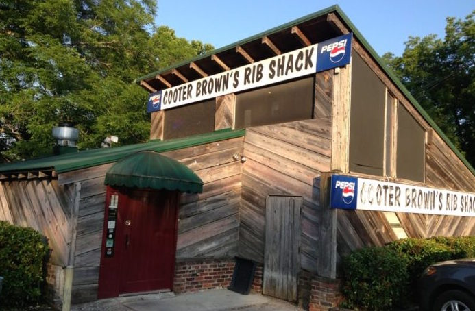 San Diego To San Francisco Drive Time >> Cooter Brown's Rib Shack: Best Ribs In Alabama