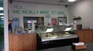 The Tiny Shop In Arkansas That Serves Homemade Ice Cream To Die For