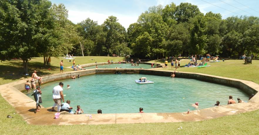 The Most Incredible Spring Fed Pools In Alabama