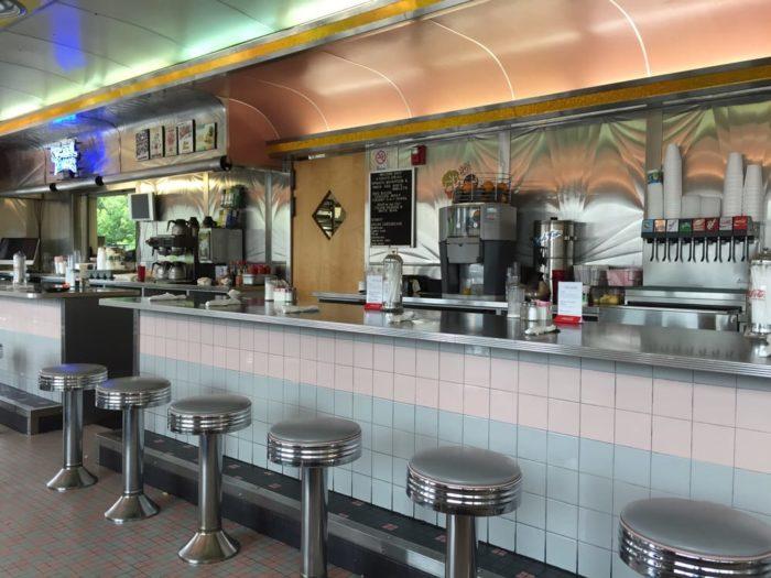 Lake Effect Diner Is Best Train Restaurant In Buffalo