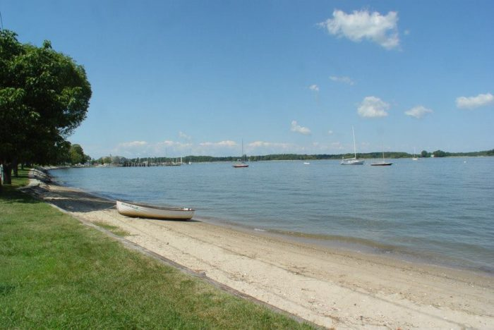 The Strand Beach Oxford 9 Little Known But Beautiful Beaches In Maryland