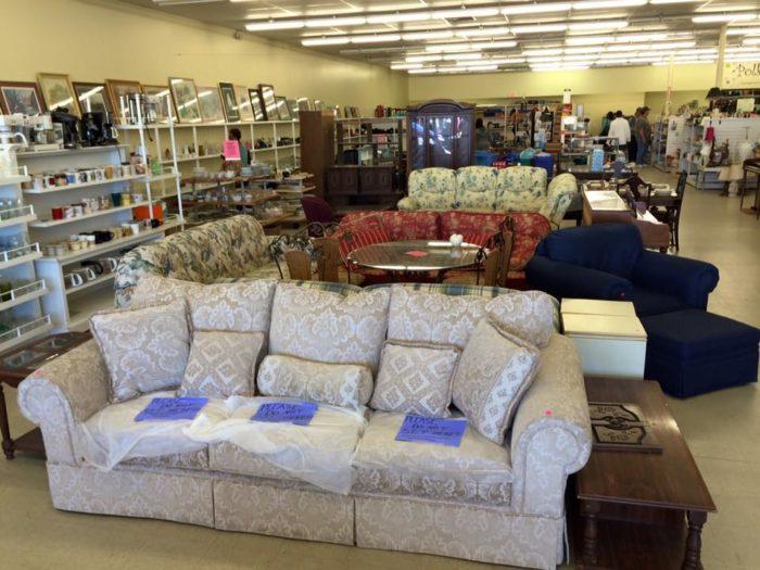 Best Thrift Stores In Alabama