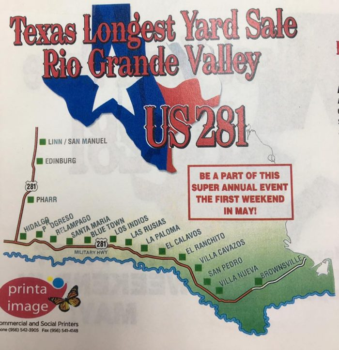 The Biggest Yard Sale In Texas Is Absolutely Amazing