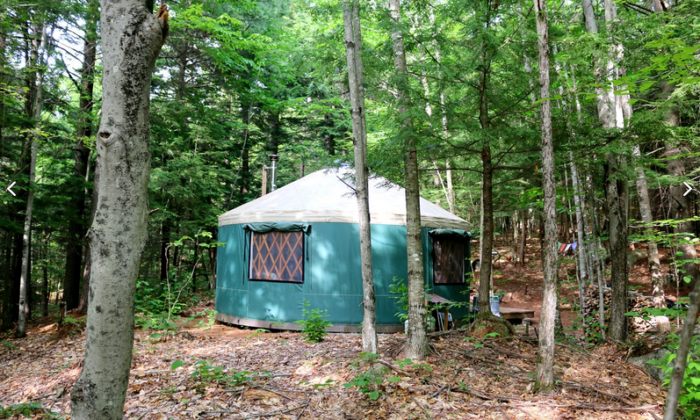 The Secluded Glampground In Maine That Will Take You A