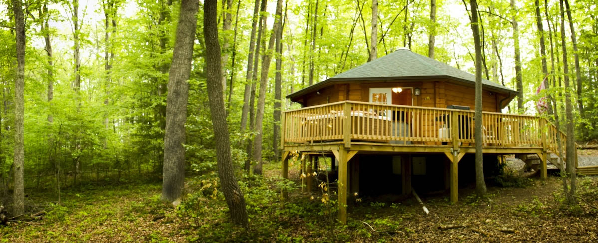 Country Road Cabins Is The Best Place For Glamping In West