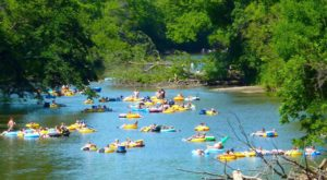 There's Nothing Better Than Iowa's Natural Lazy River On A Summer's Day