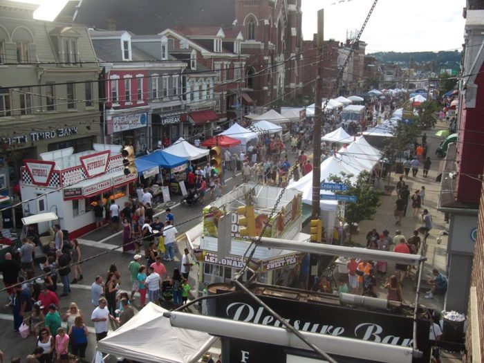 Pittsburgh Food Festivals