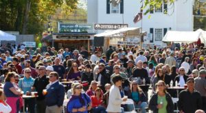 The Epic Outdoor Food Fest In Massachusetts You Simply Cannot Miss