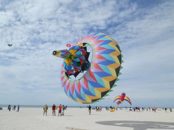 This Incredible Kite Festival In Florida Is A Must See
