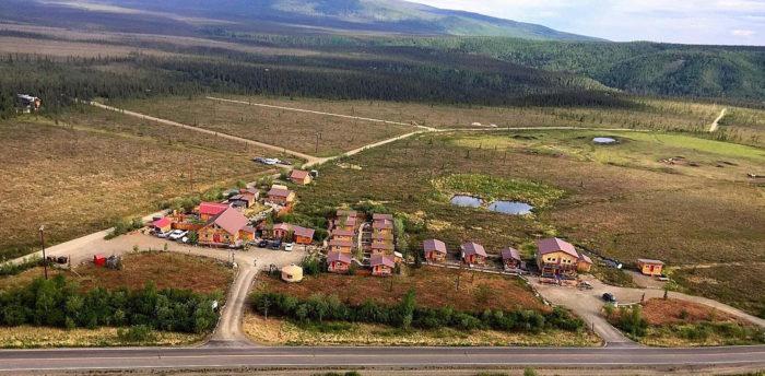 Earthsong Lodge In Healy Alaska The Hidden Cabins In