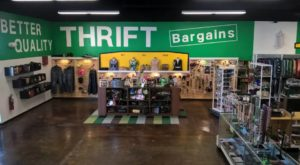 If You Live In Rhode Island, You Must Visit This Unbelievable Thrift Store At Least Once