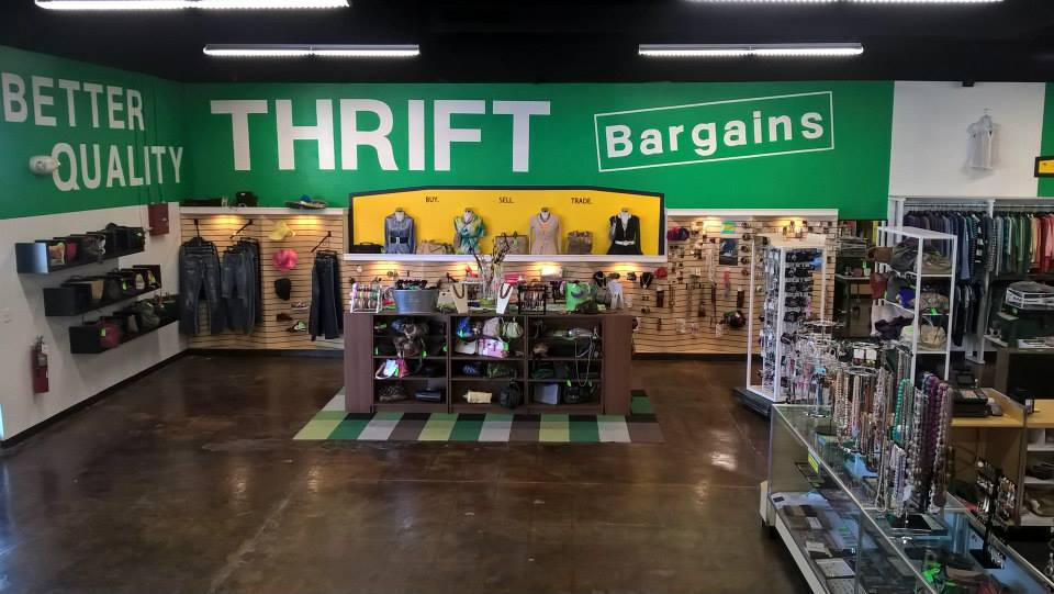 Thrift bargains the must visit thrift store in rhode island for High end thrift stores nyc