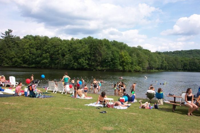 Keen Lake Camping Amp Cottage Resort Is Pennsylvania S Best
