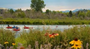 There's Nothing Better Than Oregon's Natural Lazy River On A Summer's Day