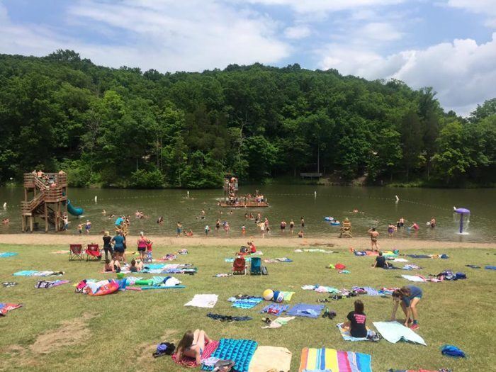 10 little known amazing swimming spots in ohio - Campgrounds in ohio with swimming pools ...